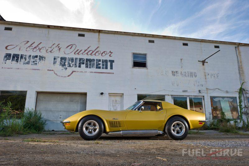 1971 Chevrolet Corvette Stingray | Alloway's Hot Rod Shop