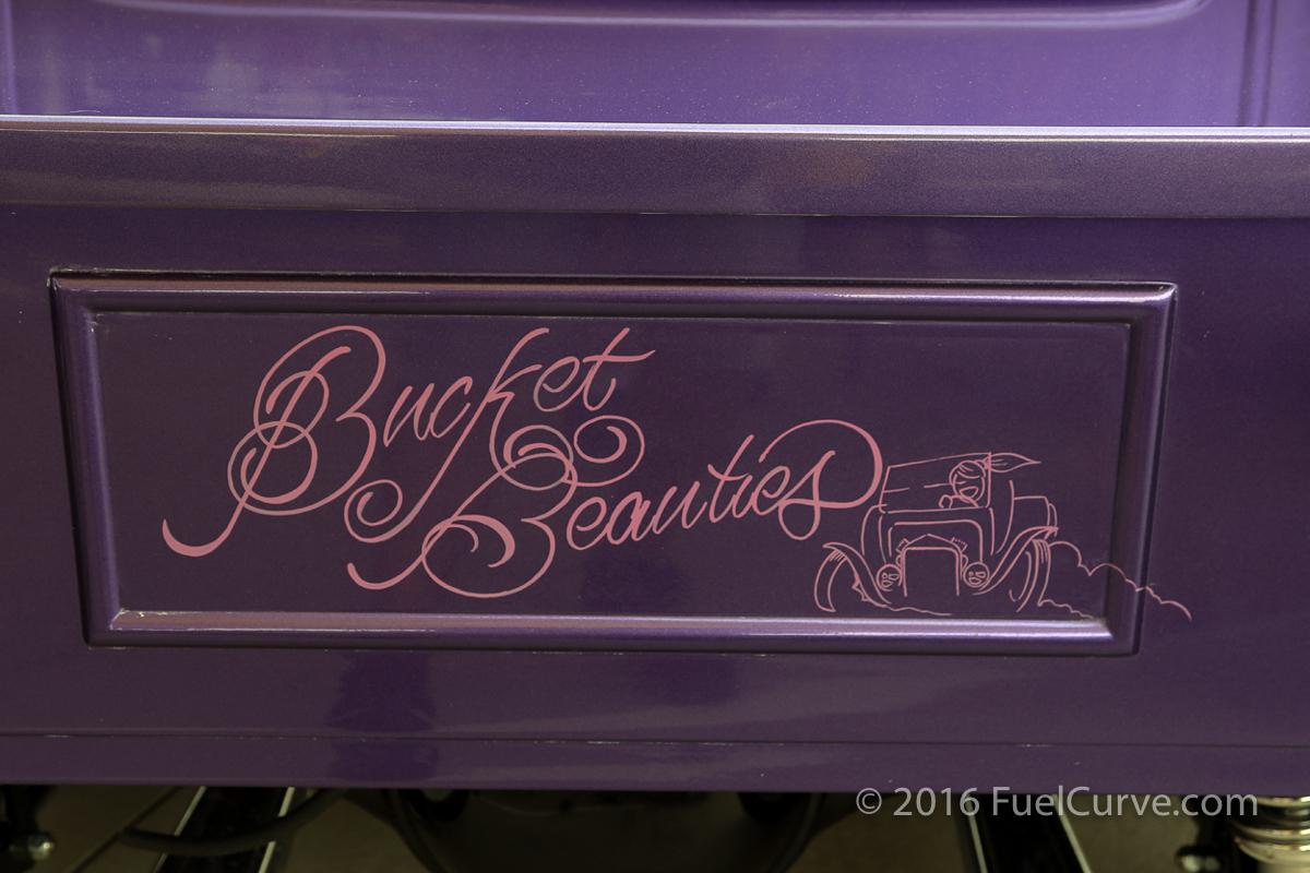 Bucket Beauties 1923 T Bucket | Speedway Motors