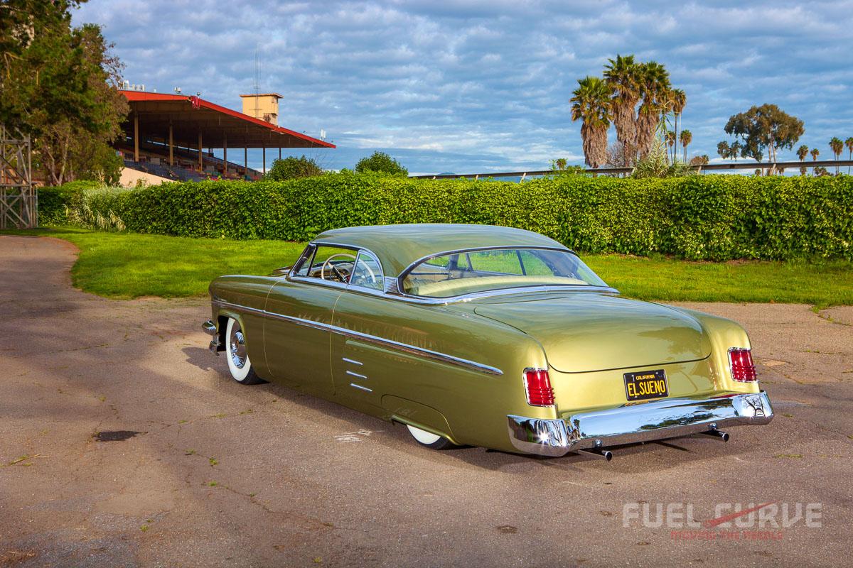 1954 Mercury Monterey El Sueno The Dream