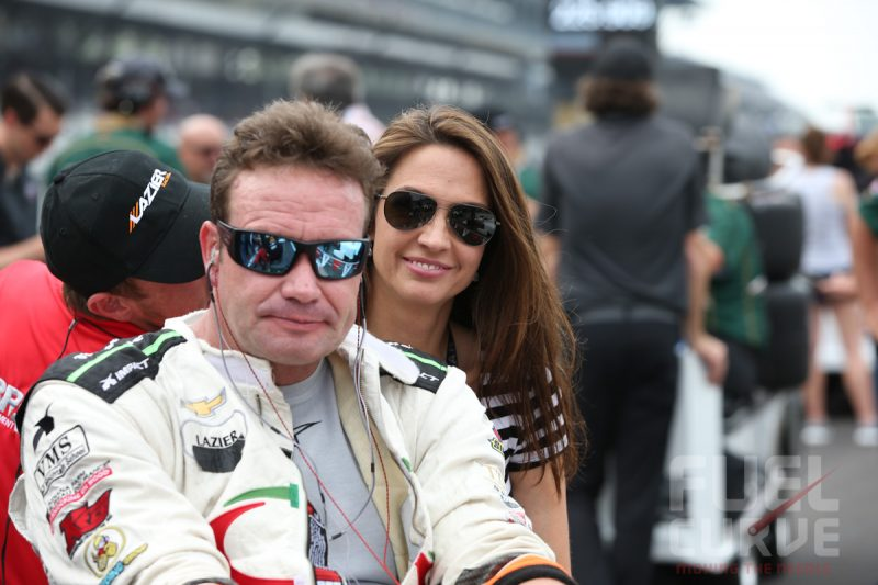 Indy 500 Buddy Lazier