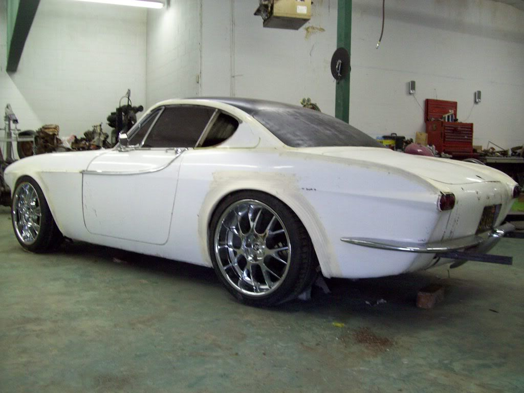 Volvo P1800 built by theonlyreal1