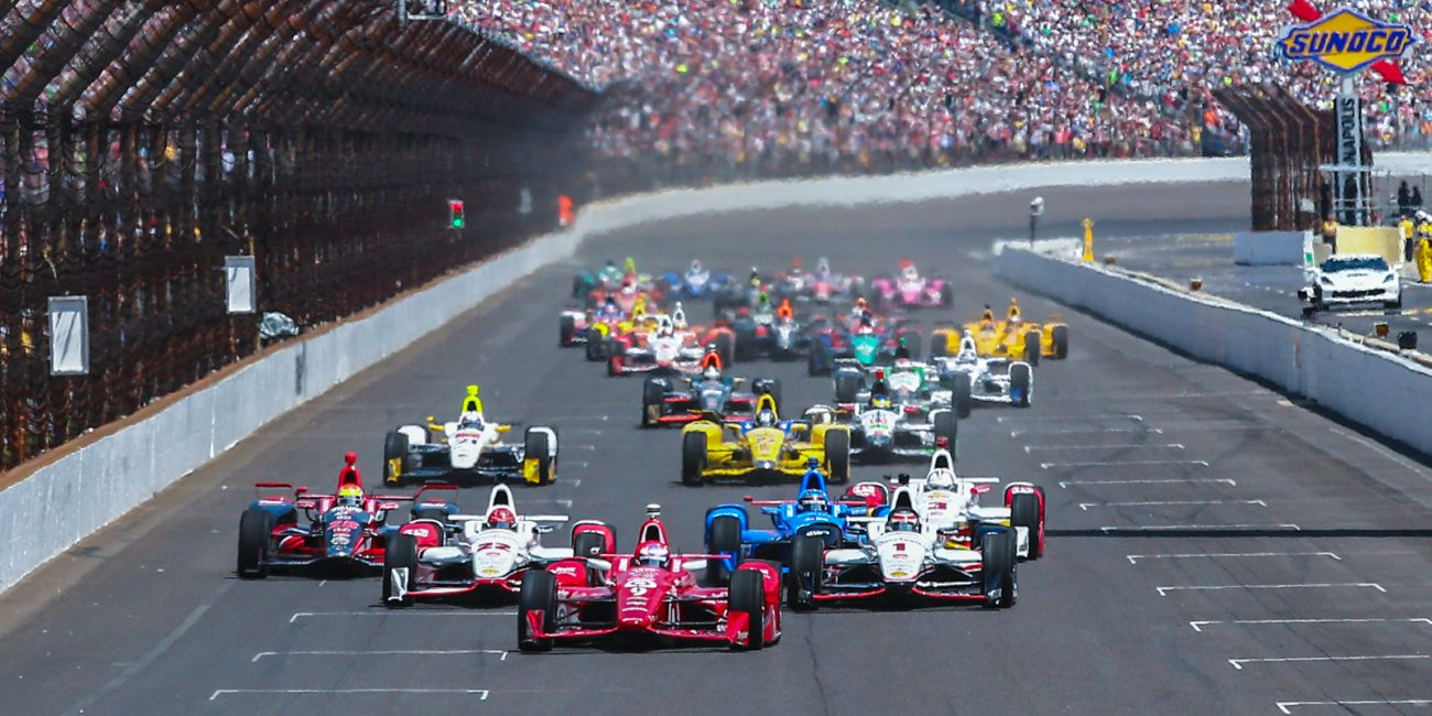 IndyCar race: Indianapolis 500