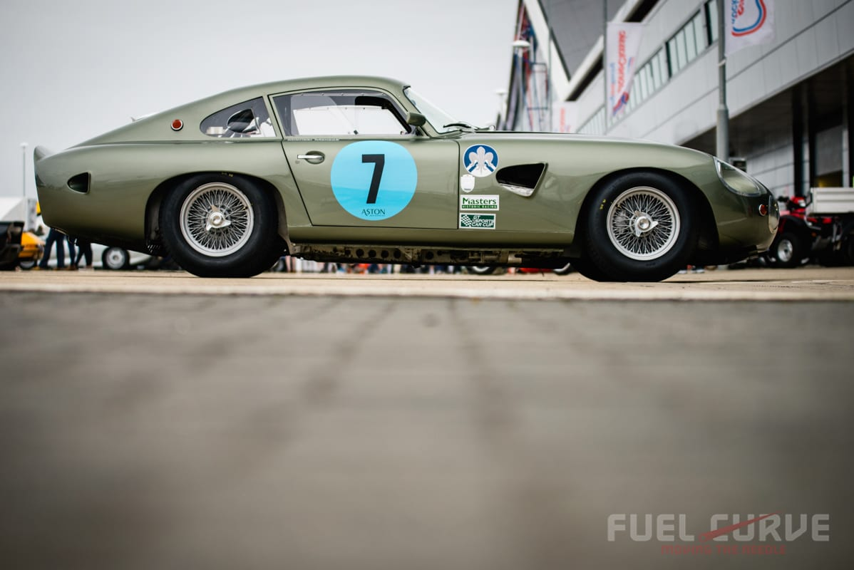 silverstone classic 2017 – legends, celebrities and racing immortality, fuel curve