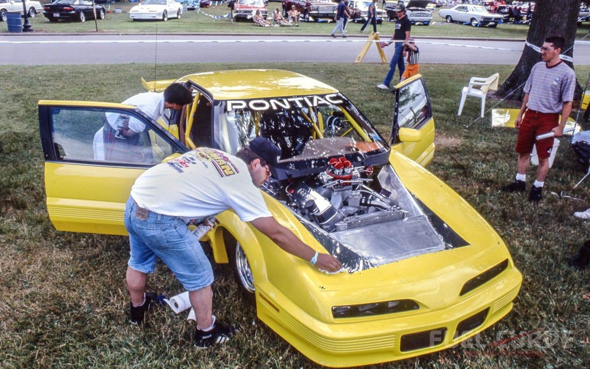 1994 Street Machine Nationals, Fuel Curve